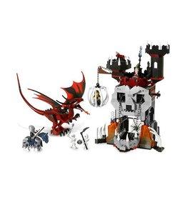 LEGO 7093 De skelet Toren CASTLE