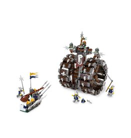 LEGO 7041 Troll Battle wheel CASTLE