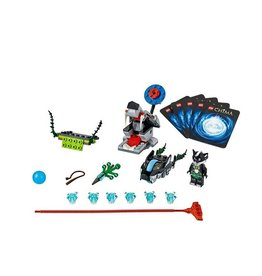 LEGO 70107 Skunk Attack CHIMA