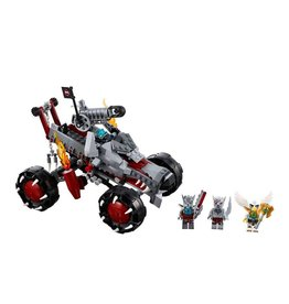 LEGO 70004 Wakz's Packtracker CHIMA