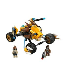 LEGO 70002 Lennox's Lion Attack CHIMA