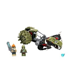 LEGO 70001 Crawley's Claw Ripper CHIMA