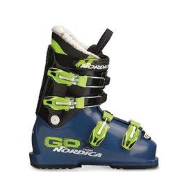 NORDICA Skischoenen GPx Blw/Gl/Zw Gebruikt 42.5 (mondo 27.5)