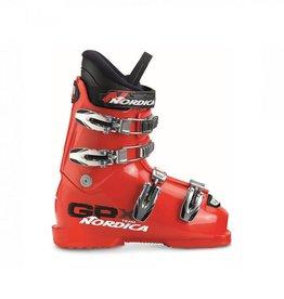NORDICA GPx Rood Skischoenen Gebruikt 44 (mondo 28)