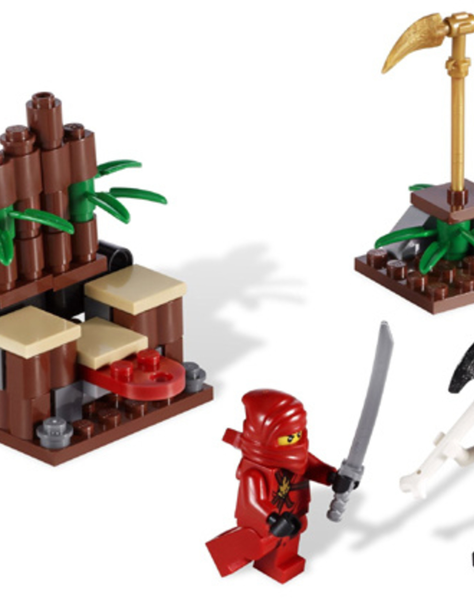 LEGO LEGO 2258 Ninja Hinderlaag NINJAGO