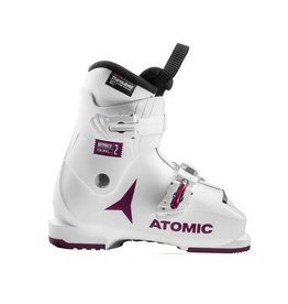 ATOMIC Skischoenen Waymaker Girl 2 Wit/Paars Gebruikt 30 (mondo 19)