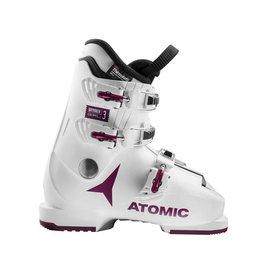 ATOMIC Skischoenen  Waymaker Girl 3 Wit/Paars Gebruikt 32.5 (mondo 21)