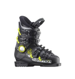 SALOMON Skischoenen SALOMON Xmax 60t Zwart/Geel Gebruikt