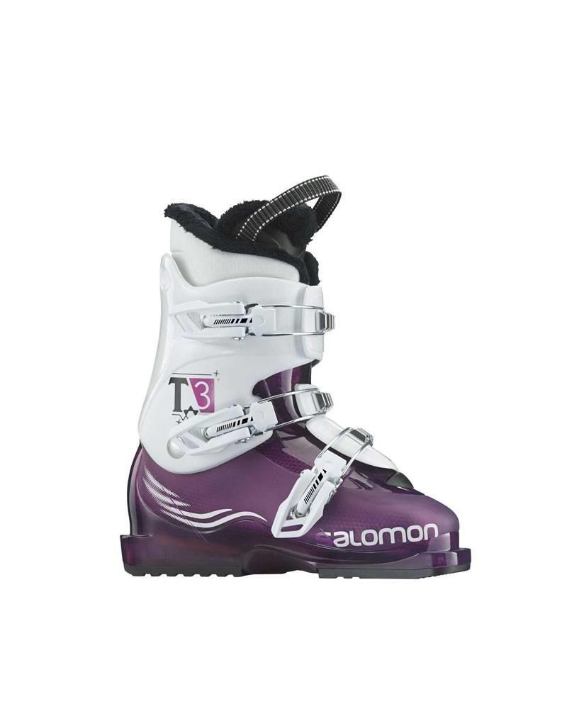 1bf182382e5 Skischoenen SALOMON T3 (Paars) Gebruikt 37 (mondo 24) - Crossdock