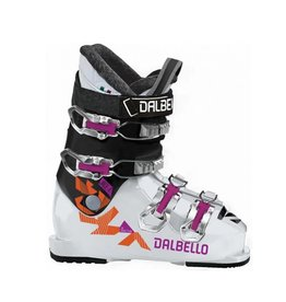 DALBELLO Skischoenen Jade Gebruikt (wit/Zw/Roze/Ora)