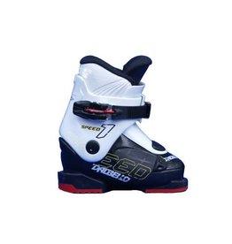 DALBELLO Skischoenen DALBELLO Speed 1 (geel) Gebruikt