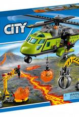 LEGO LEGO 60123 Volcano Supply Helicopter CITY