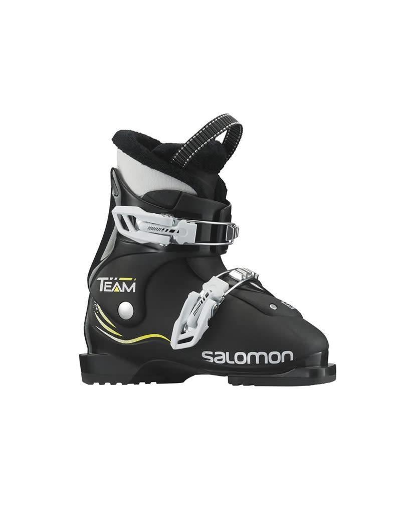 32936b46fbe SALOMON Skischoenen SALOMON TEAM Gebruikt 32.5 (mondo 21) ...