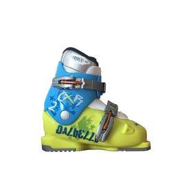 DALBELLO Skischoenen DALBELLO CXR (Blauw/Geel) Gebruikt