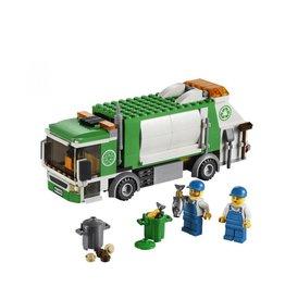 LEGO 4432 Groene Vuilniswagen CITY