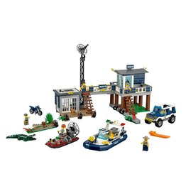 LEGO 60069 Moeraspolitie hoofdbureau CITY