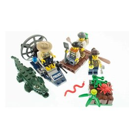 LEGO 60066 Moeraspolitie statersset CITY