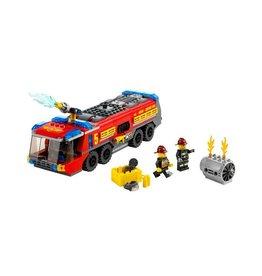 LEGO 60061 Vliegveld brandweerauto CITY