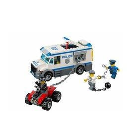 LEGO 60043 Politie Boeven vervoer CITY