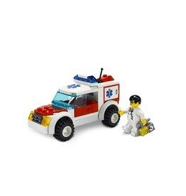 LEGO 7902 Doktersauto CITY