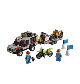 LEGO 4433 Crossmotor transport CITY