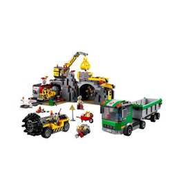LEGO 4204 Mijn set  CITY