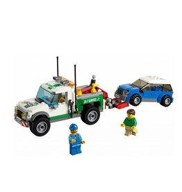 LEGO 60081 Pickup Tow Truck  CITY