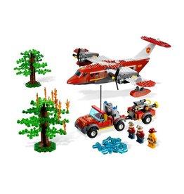 LEGO 4209 Watervliegtuig groot Brandweer CITY