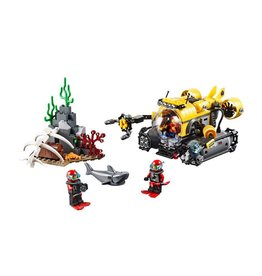 LEGO 60092 Deep Sea submarine CITY