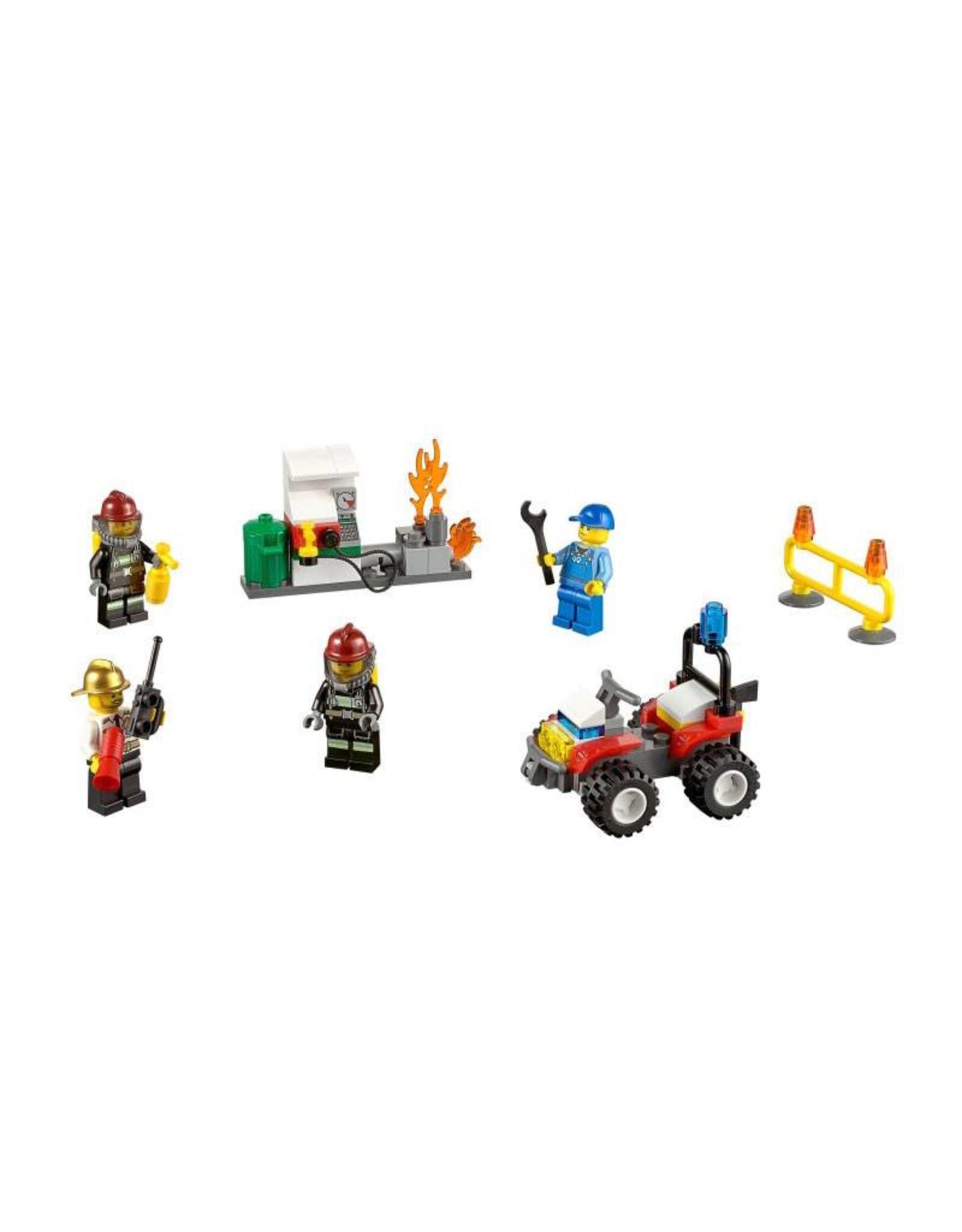 LEGO LEGO 60088 Fire Starter set CITY