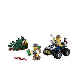 LEGO 60065 ATV Patrouillevoertuig politie CITY