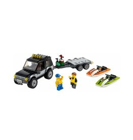 LEGO 60058 SUV met 2 waterscooters CITY