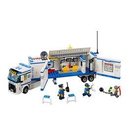 LEGO 60044 Politie Mobiele Politiepost CITY