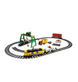 LEGO 7939 Gele vrachttrein CITY