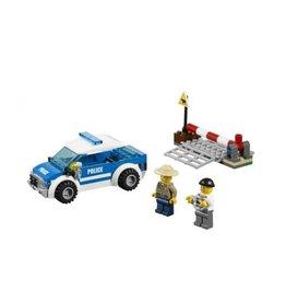LEGO 4436 Grenspolitie met boef CITY