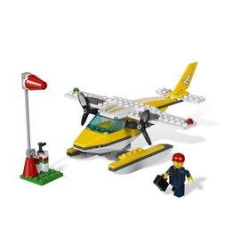 LEGO 3178 Watervliegtuig geel CITY