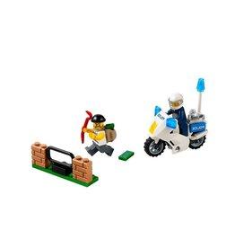 LEGO 60041 Boevenjacht met politiemotor CITY