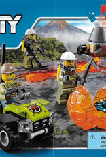 LEGO LEGO 60120 Volcano Starter Set CITY