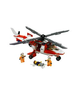 LEGO 7903 Reddingshelicopter CITY