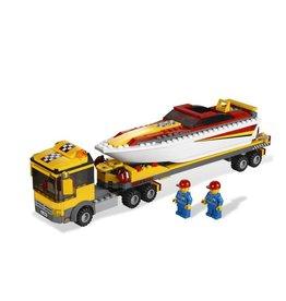 LEGO 4643 Power Boat Transporter CITY