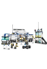 LEGO LEGO 7743 Politie Vrachtwagen + controlepost + quad CITY