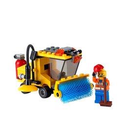 LEGO 7242 Straatveger auto CITY