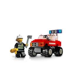 LEGO 7241 Brandweerauto klein CITY