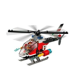 LEGO 7238 Brandweer helicopter CITY
