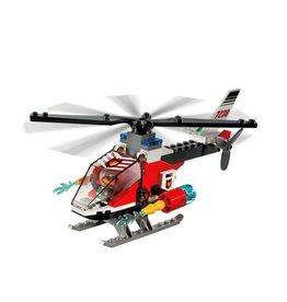 LEGO 7238 Brandweer helicopter CITY