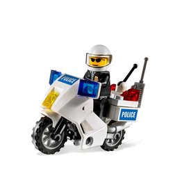 LEGO 7235 Politie motor CITY