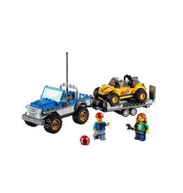 LEGO 60082 Dune Buggy Trailer CITY