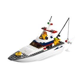 LEGO 4642 Vissersboot CITY