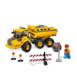LEGO 7631 Dump Truck CITY
