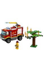 LEGO LEGO 4208 Brandweerwagen 4x4 spuitwagen CITY